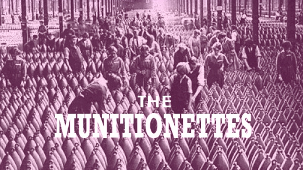 The Munitionettes project video thumbnail