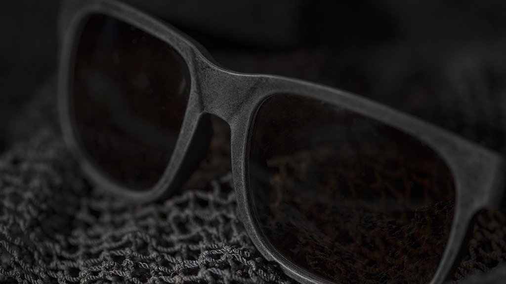 The Ocean Collection - Recycled Fishing Net Sunglasses project video thumbnail