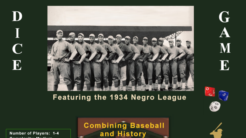 Crack of the Bat Baseball - Combining History with Fun project video thumbnail