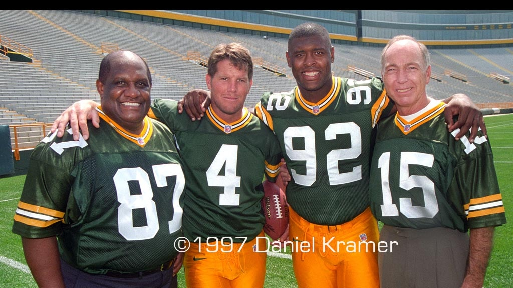 The 20th Anniversary of the Packers Return to Glory project video thumbnail