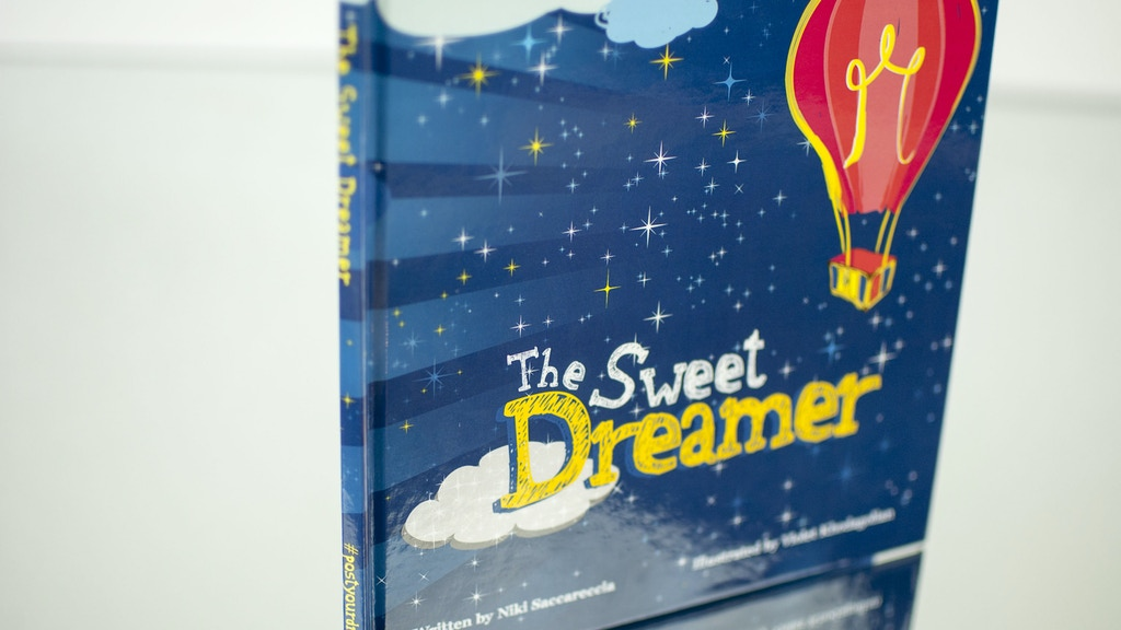 The Sweet Dreamer: A Children's Book Good for Adults project video thumbnail
