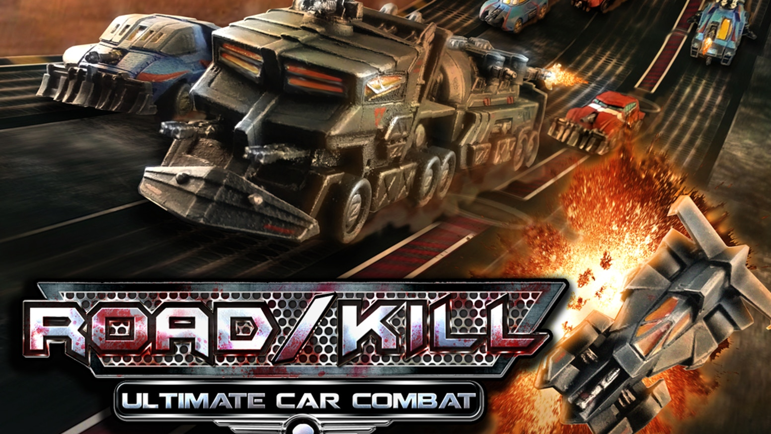 car combat miniatures and road kill game system by johnny lauck