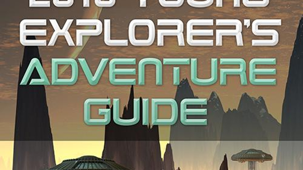 2016 Young Explorers Adventure Guide: SF Anthology project video thumbnail