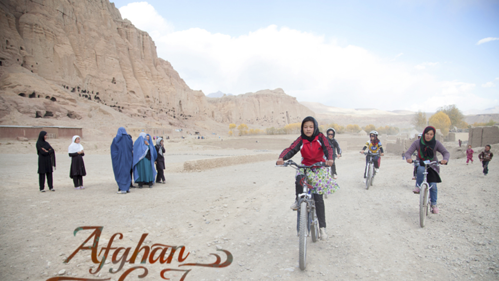 Afghan Cycles: Breaking Barriers on Two Wheels project video thumbnail