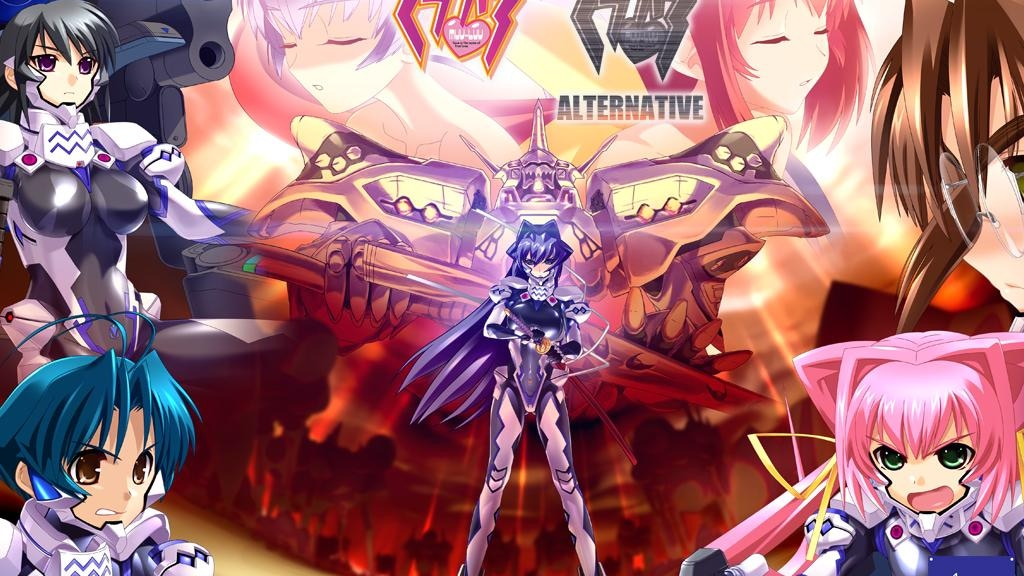 Muv-Luv: A Pretty Sweet Visual Novel Series project video thumbnail