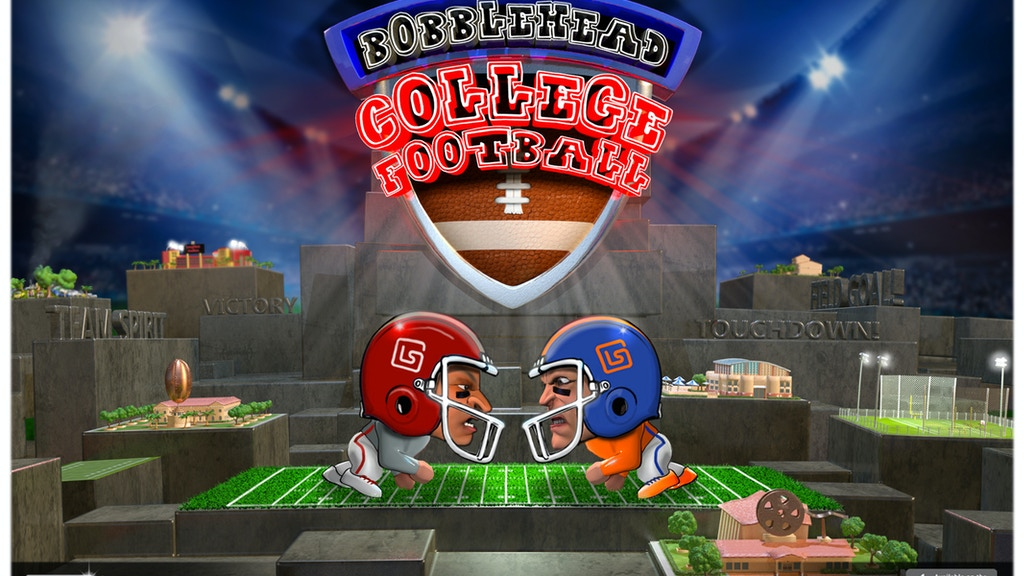 Bobblehead College Football project video thumbnail