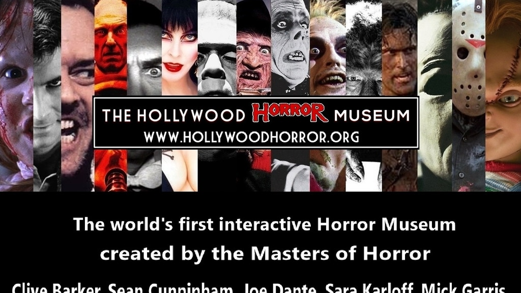 Hollywood Horror Museum project video thumbnail