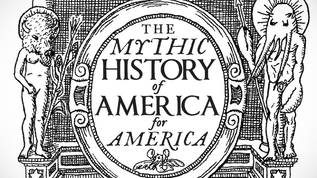 The Mythic History of America Super PAC: Fine art prints project video thumbnail