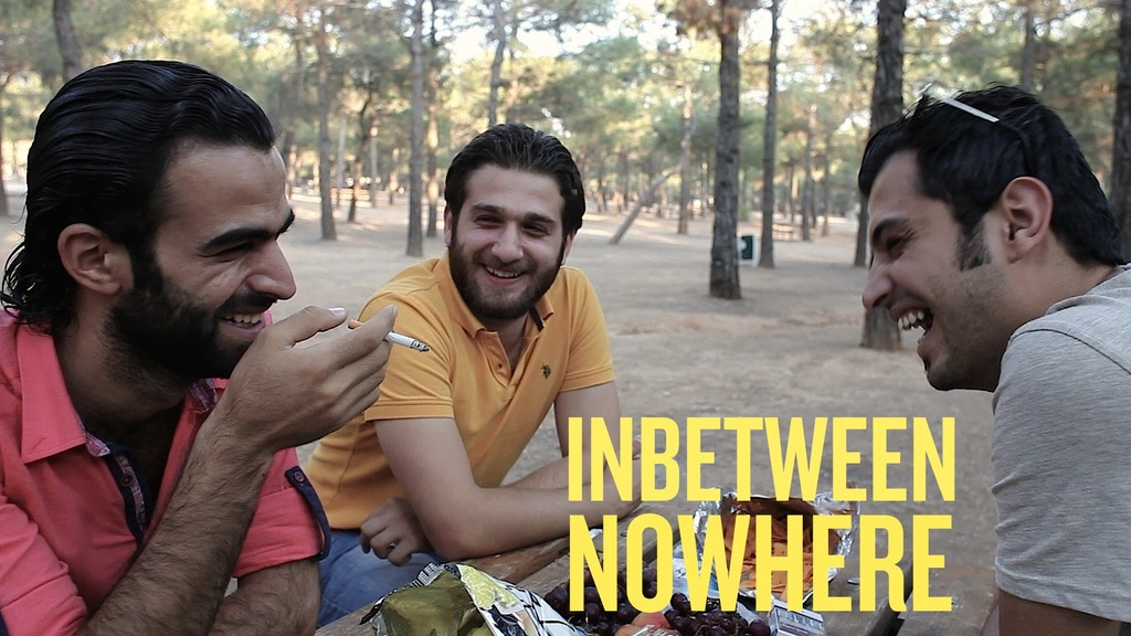 Inbetween Nowhere project video thumbnail