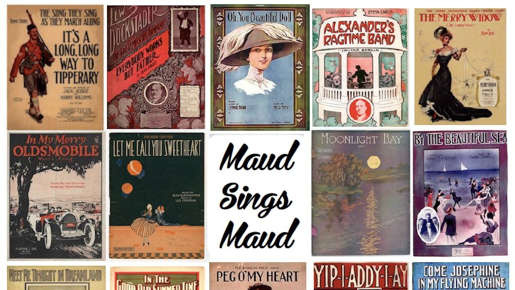 Maud Sings Maud: A Musical Betsy-Tacy Companion project video thumbnail