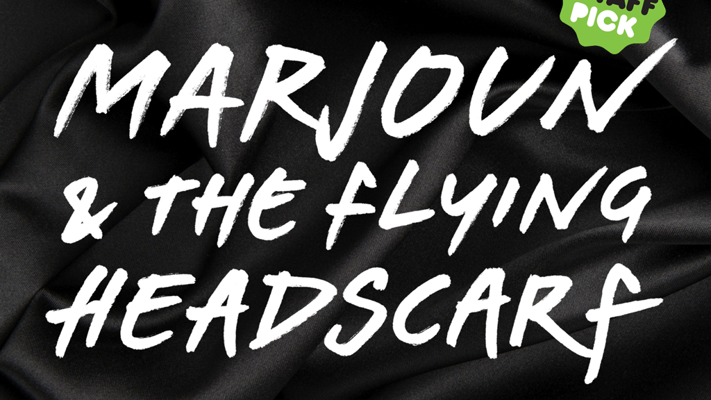 Marjoun and the Flying Headscarf project video thumbnail