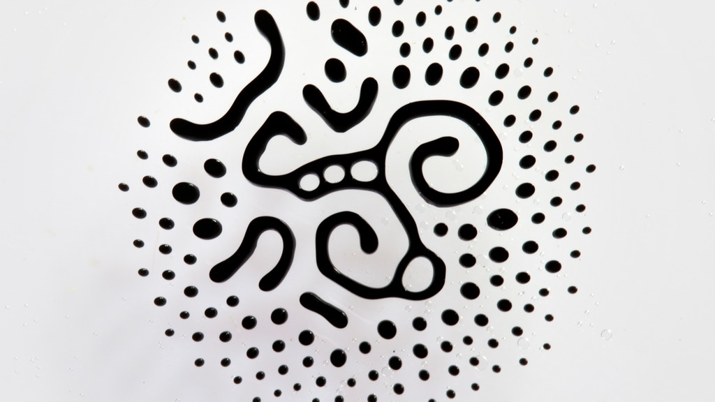 Fe₂O₃  Glyphs - a conceptual, ornamental type system project video thumbnail