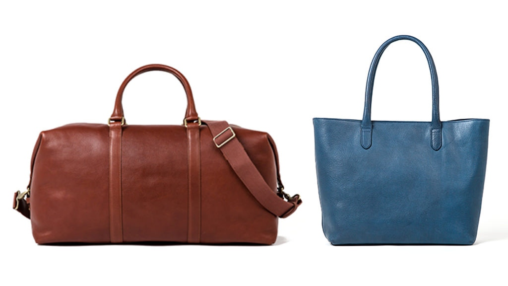 Minimalist Leather Bags without the Luxury Markup project video thumbnail