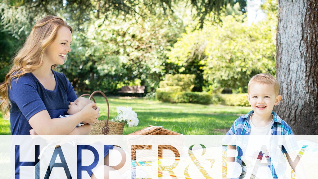 Harper & Bay:  Stylish and Convenient Breastfeeding Dresses project video thumbnail