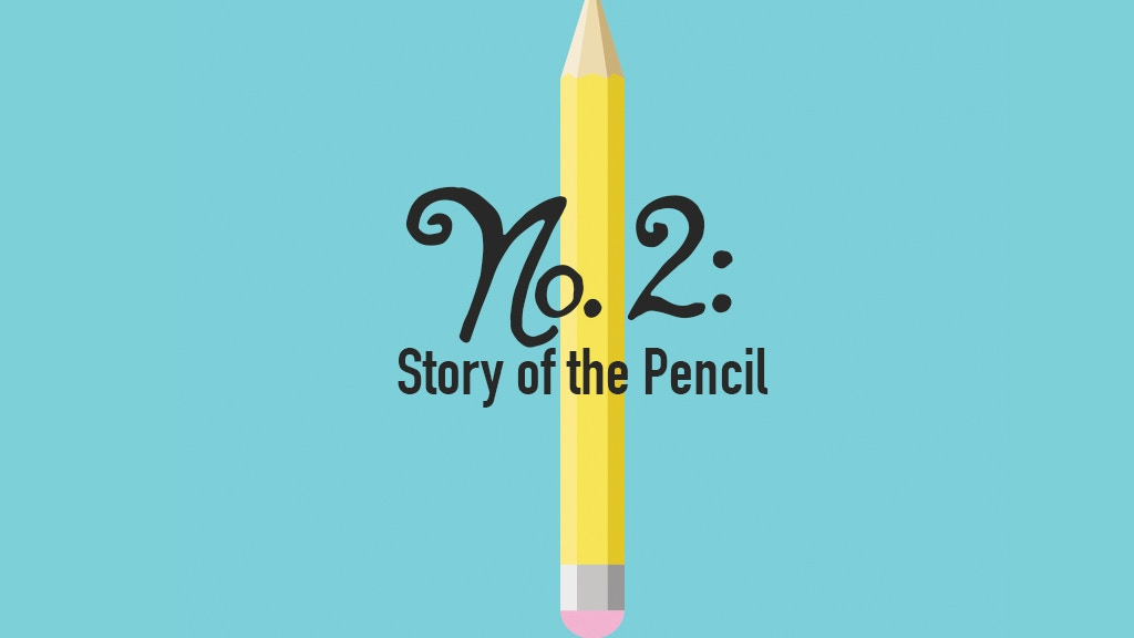 No. 2: Story of the Pencil Documentary project video thumbnail