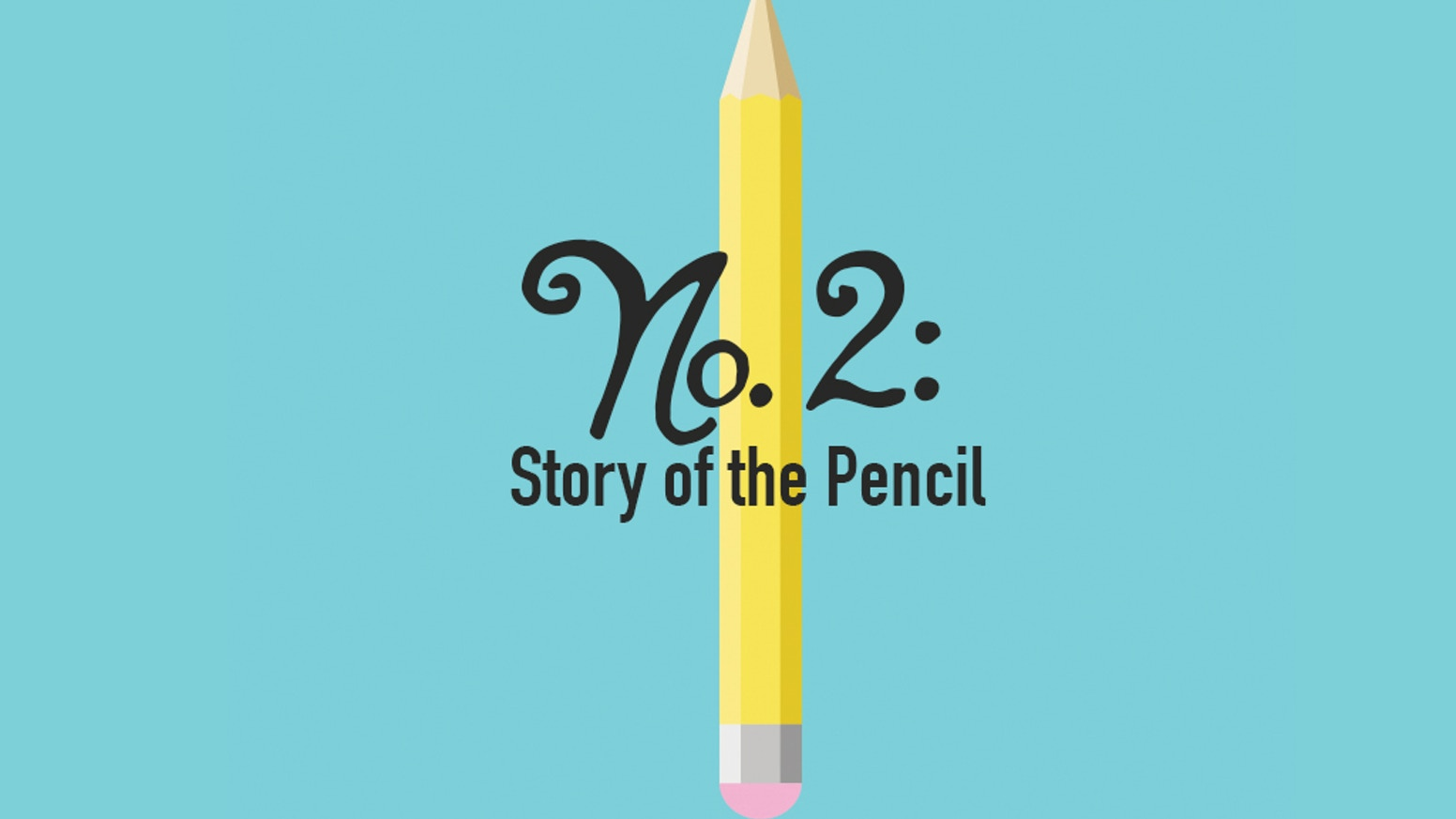 No. 2, overlooked as a common tool, continues to lose dominance in our media-saturated world. The pencil needs to be honored.