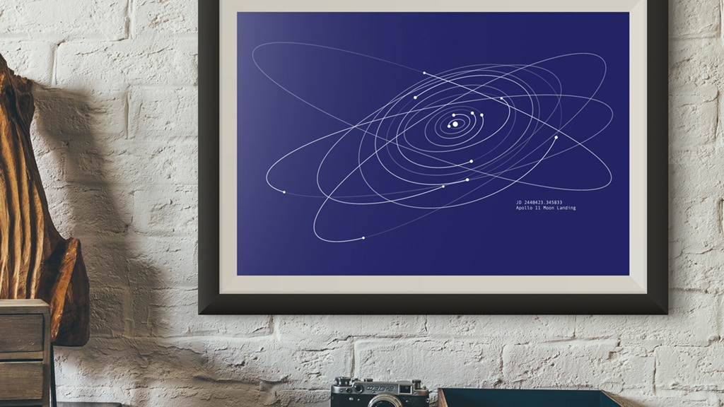 discover the solar system on the personal human scale, using a birthdate (or any other date meaningful to you) and data from NASA / JPL