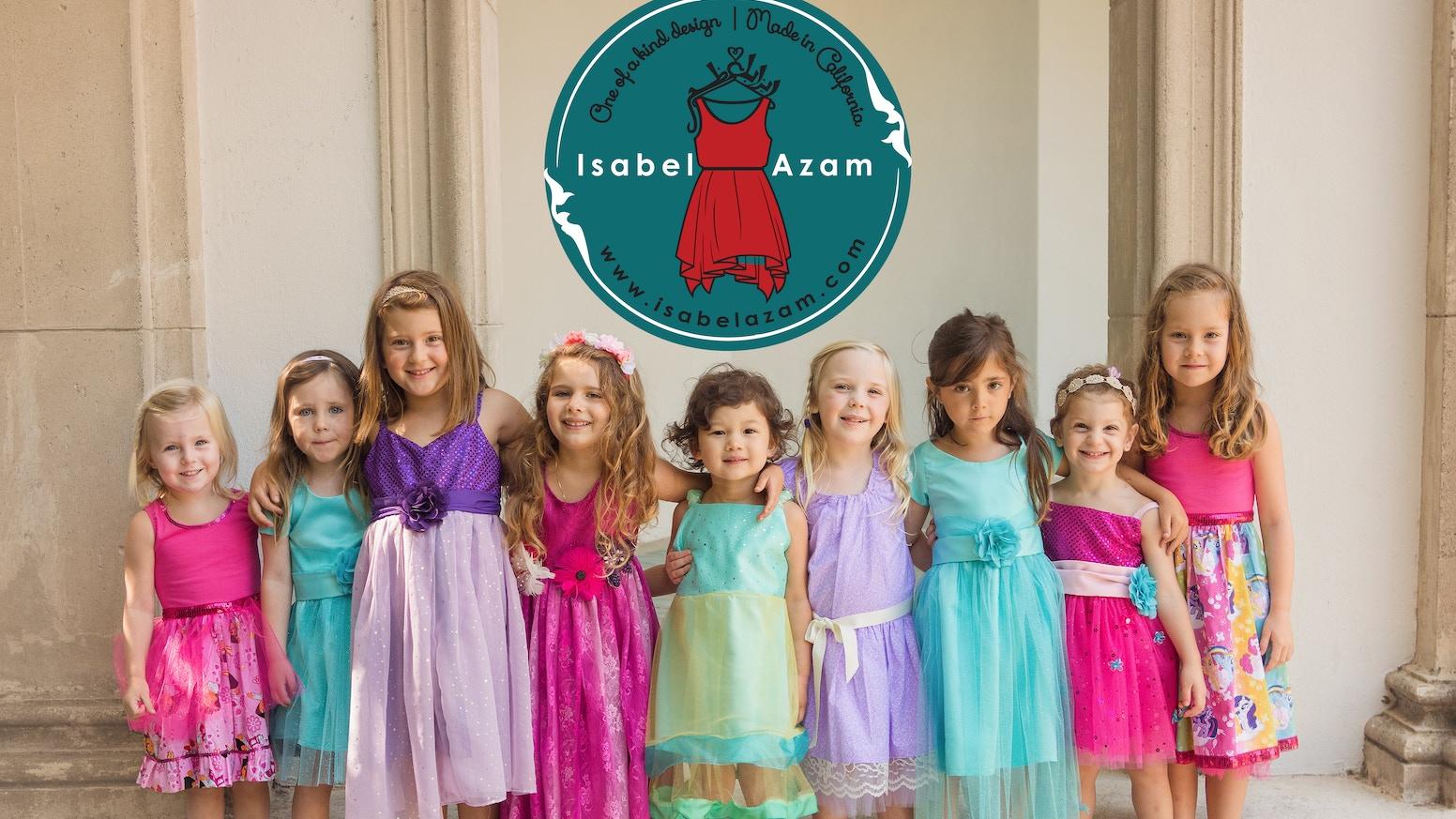 Isabel Azam Customizable Dress By Jaleh Naasz New Reward Fashion Day Camp In Lamorinda Kickstarter
