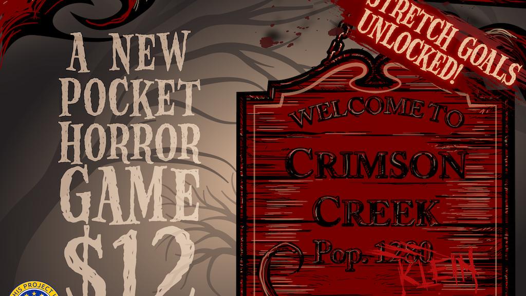 CRIMSON CREEK project video thumbnail