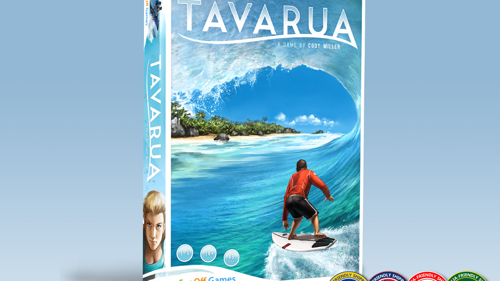 Tavarua project video thumbnail