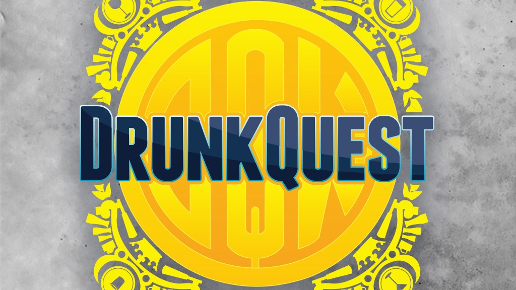 DrunkQuest: Porcelain Gods project video thumbnail
