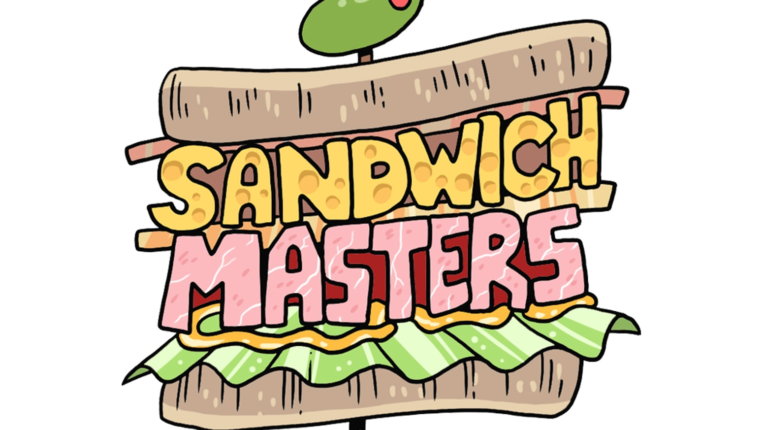 Battle for supremacy in this fast-paced card game for two to four players. Who shall be named the one true Sandwich Master?