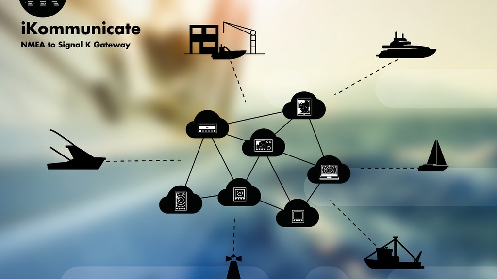 iKommunicate Gateway, enabling the Internet of Things Afloat project video thumbnail