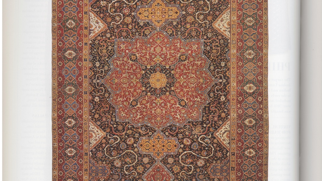 Project image for The Birth of the Persian Carpet and its modern evolution