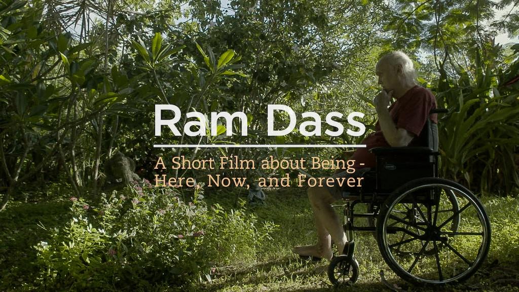 Ram Dass: Film Portrait project video thumbnail