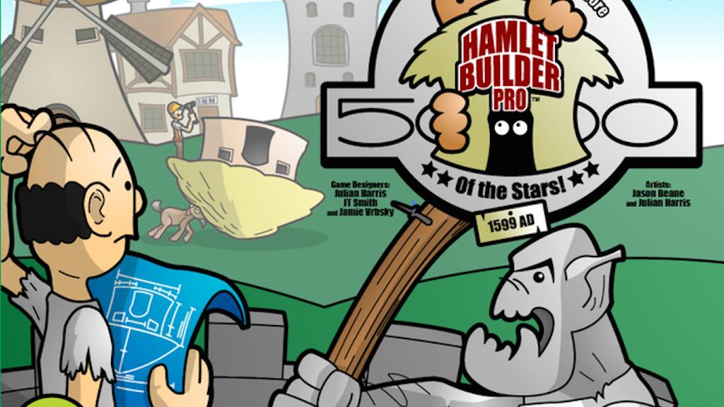 Hamlet Builder Pro project video thumbnail