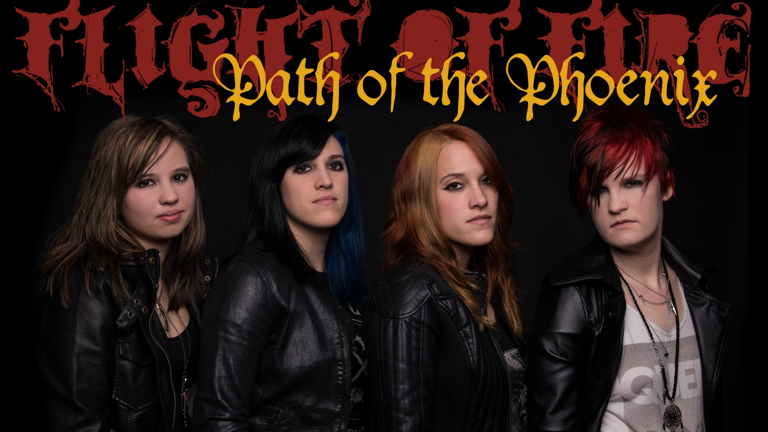 Flight Of Fires New Concept Album Path Of The Phoenix By Flight