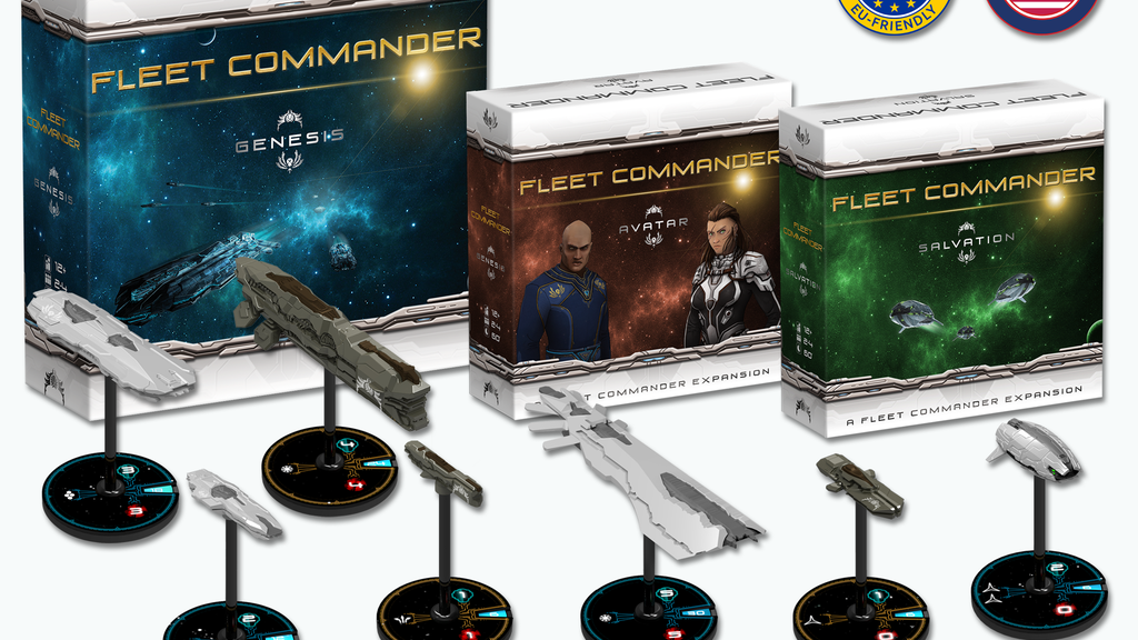 Fleet Commander - Genesis project video thumbnail