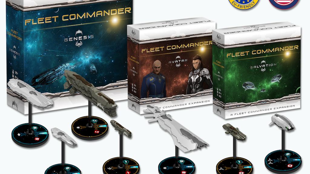 Fleet Commander - Genesis Project-Video-Thumbnail
