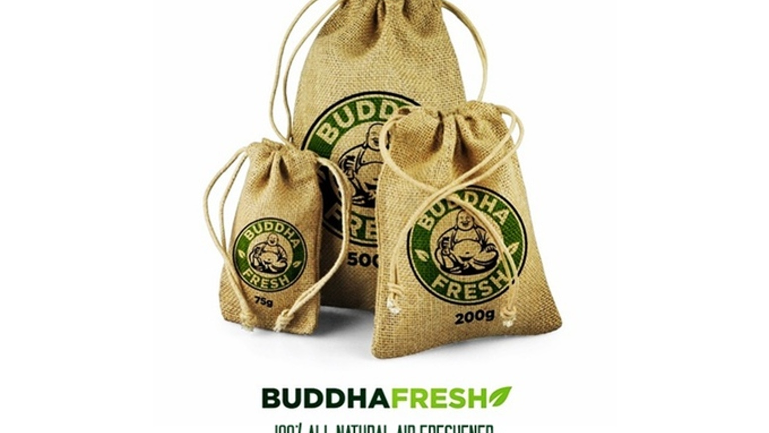 Buddha Fresh - Eco Air Freshener made from 100% Bamboo! by Buddha ... 269a94da9