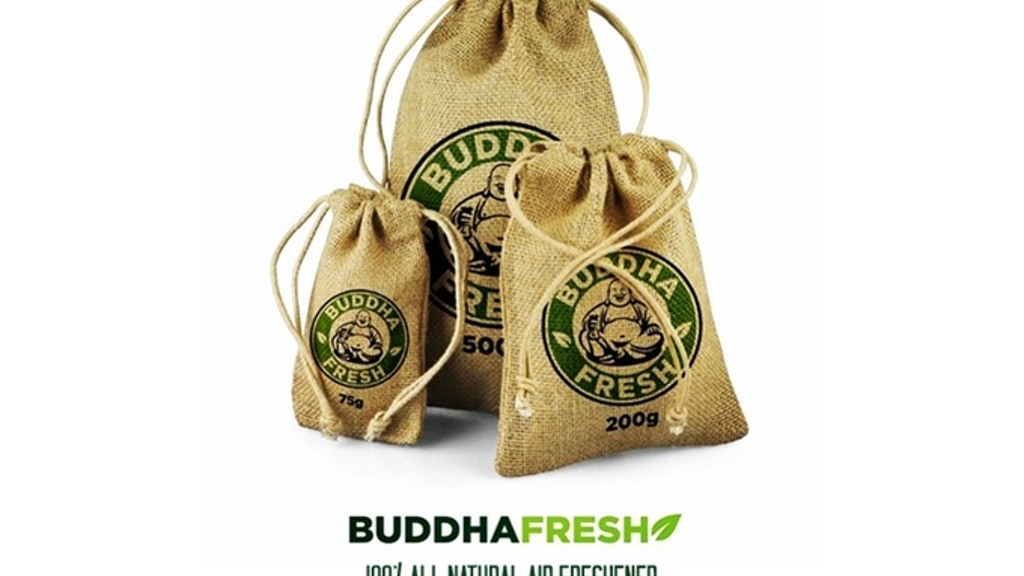 Buddha Fresh - Eco Air Freshener made from 100% Bamboo! project video thumbnail