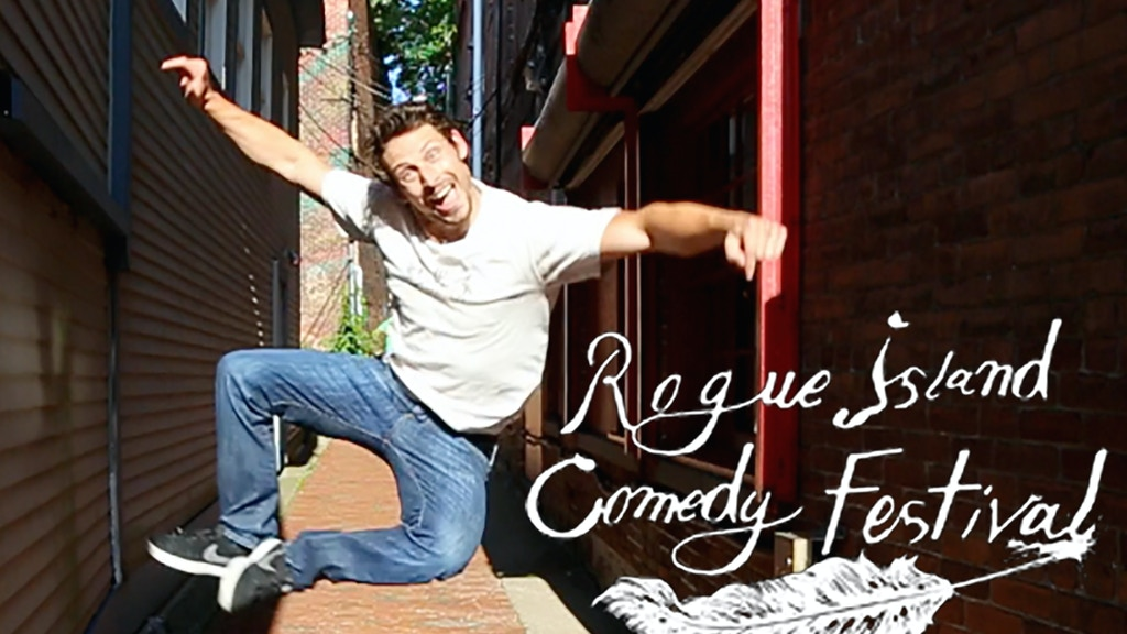 Rogue Island Comedy Festival project video thumbnail