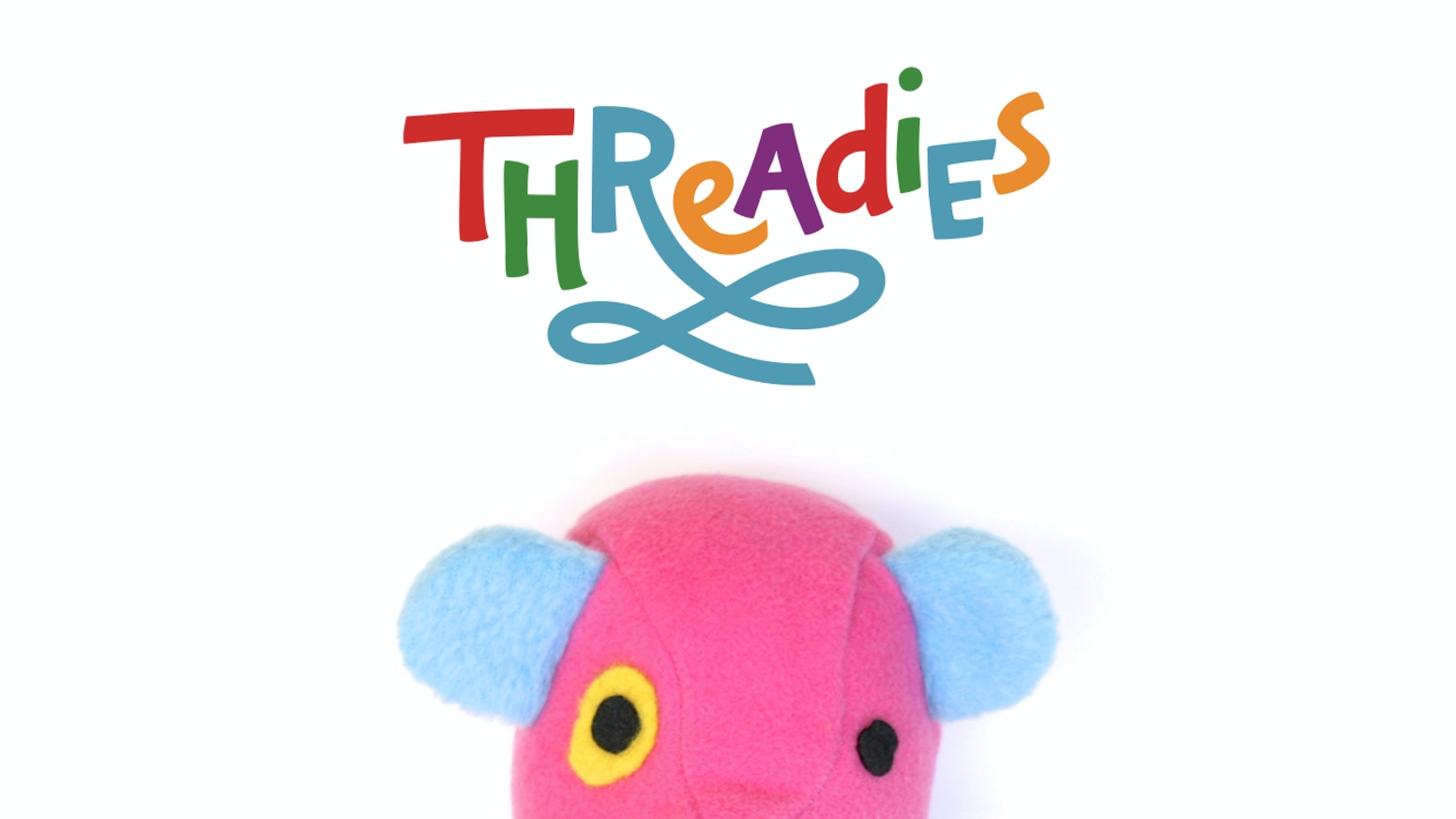 Threadies are handmade bears that provide trauma support for refugees. Buy a Thready and its unique twin is given to a child in need.