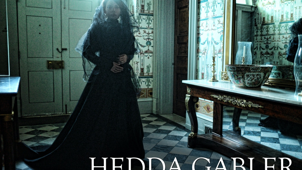 Hedda Gabler: a play (and film) project video thumbnail