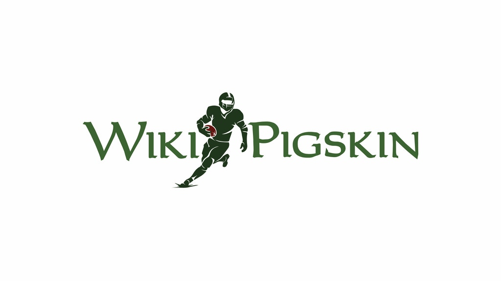 Project image for WikiPigskin Fantasy Football Website