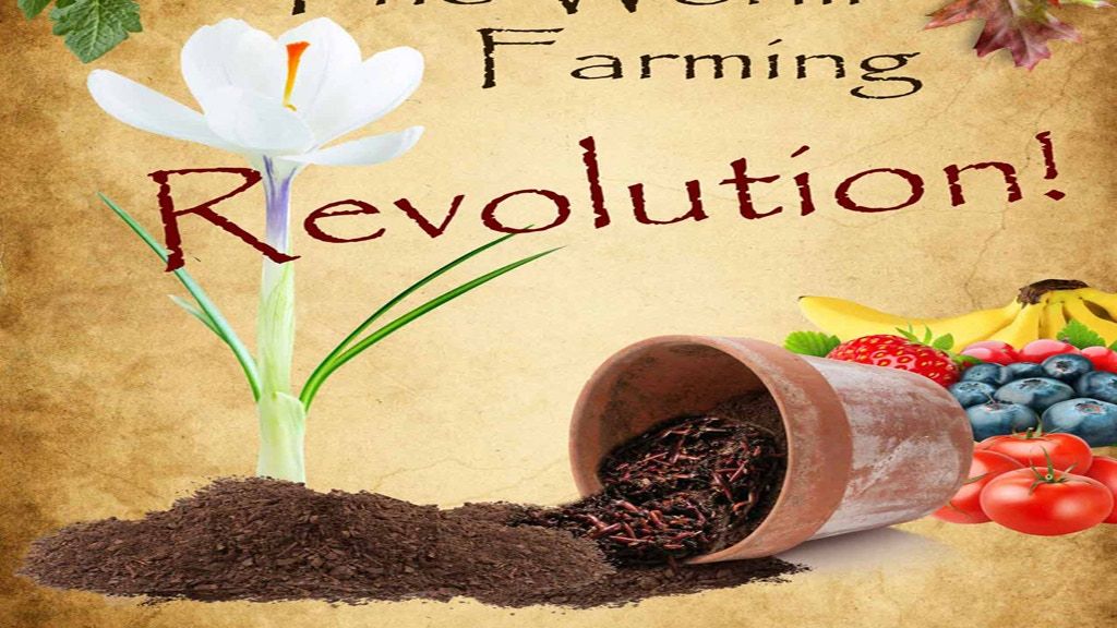 The Worm Farming Revolution Book project video thumbnail