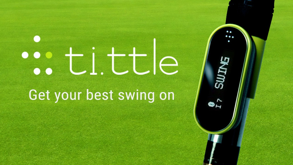 ti.ttle: The Ultimate Golf Swing Analyzer & e-Caddie tittle project video thumbnail
