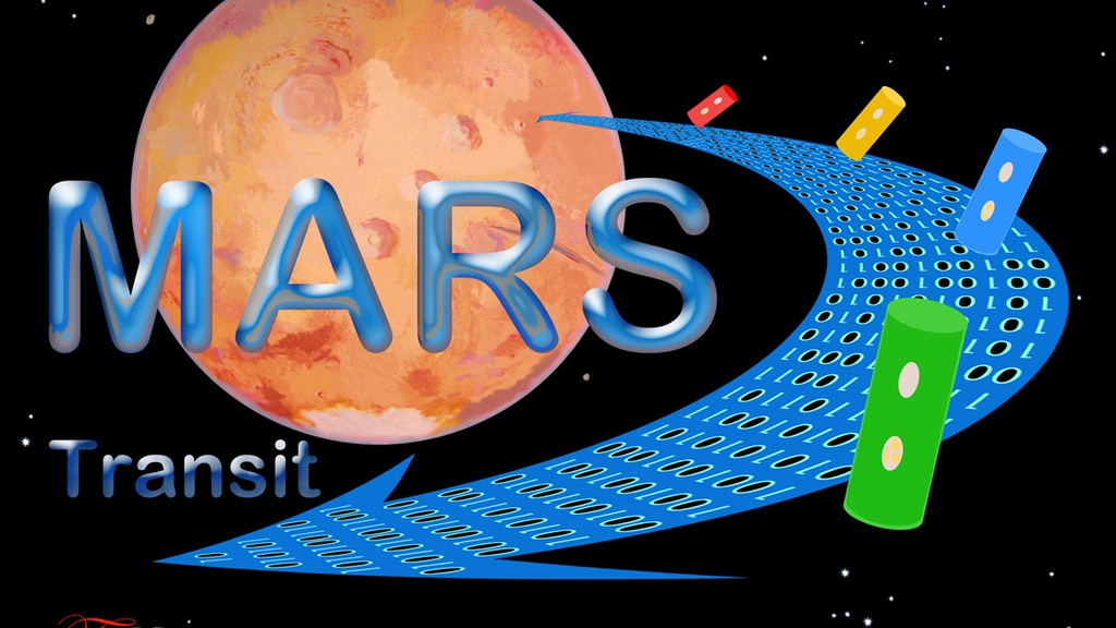 Project image for Mars Transit game by Funspace Circle of Friends & Bo Regard