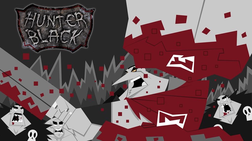 Hunter Black Volume One: Betrayer's Blood! project video thumbnail