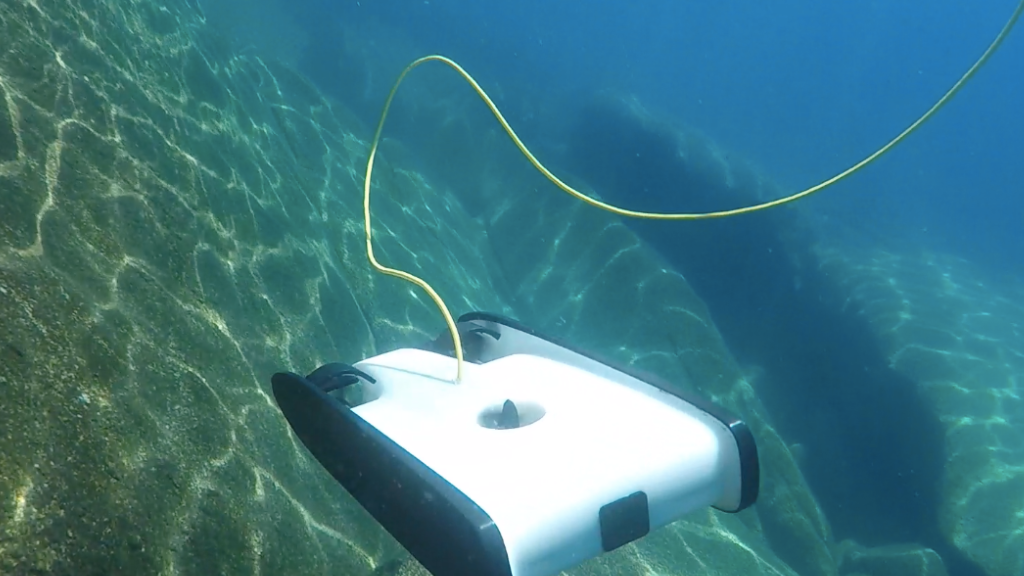 OpenROV Trident - An Underwater Drone for Everyone project video thumbnail