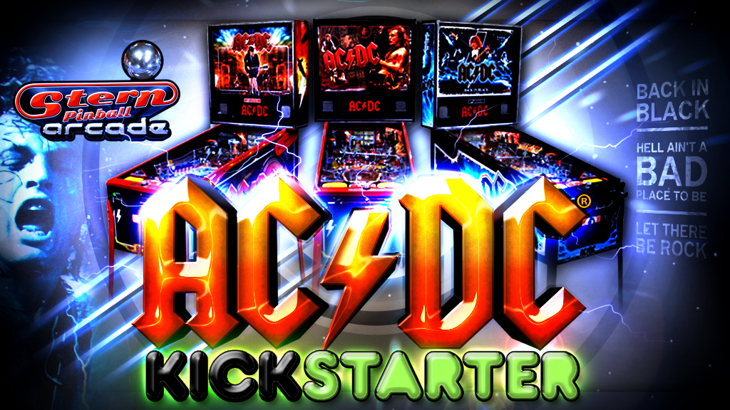 Project image for Stern Pinball Arcade: AC/DC (Canceled)