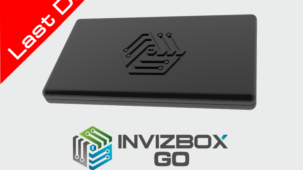 InvizBox Go - Privacy Made Easy project video thumbnail