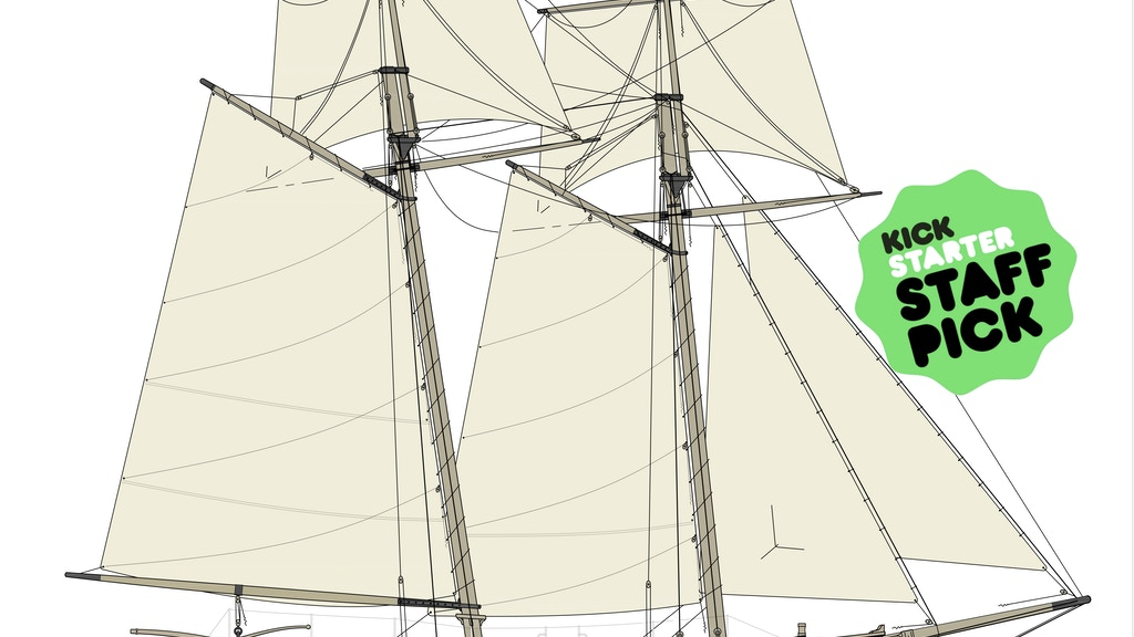 Gunboat Schooner Porcupine: Building and Installing the Deck project video thumbnail