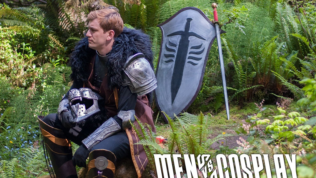 Men vs Cosplay 2016: 365 Days of Cosplay Project! project video thumbnail