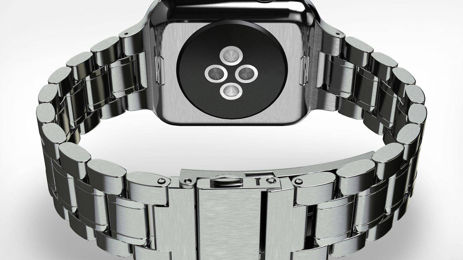 Get The Stainless Steel Link Bracelet Band That Your Le Watch Truly Deserve