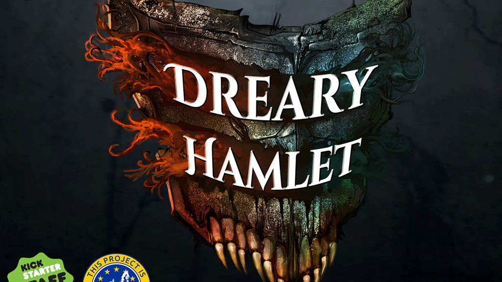 Dreary Hamlet - A Game of Death and Betrayal project video thumbnail